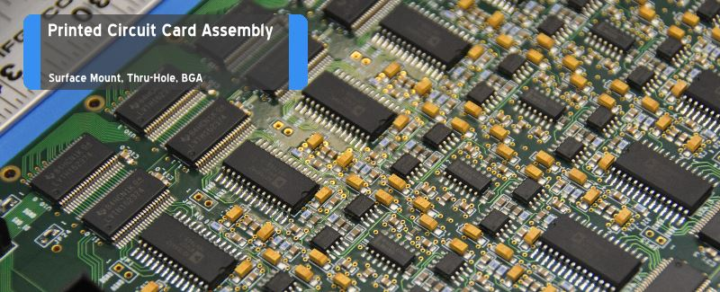 Circuit Card Assembly : Engineering test certified manufacturing inc