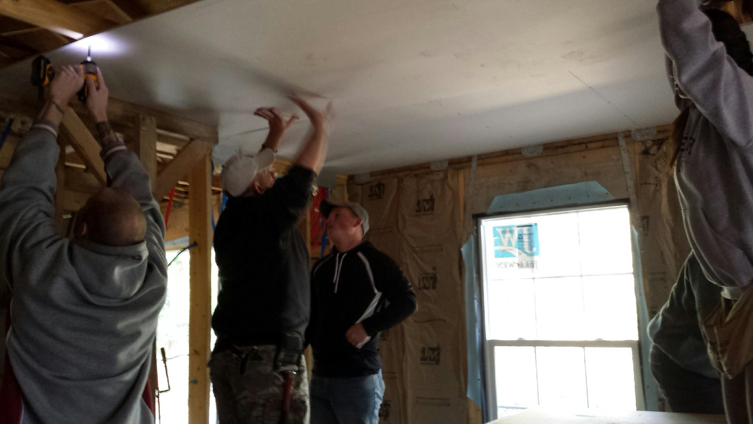 CMI and Habitat for Humanity