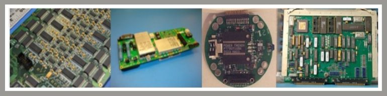 printed circuit card assembly